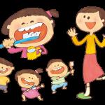 子供の乳歯